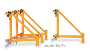 Where to find FRAME OUTRIGGERS in Butte