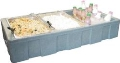 Where to rent CHILLER,SALAD TABLE TOP in Butte MT