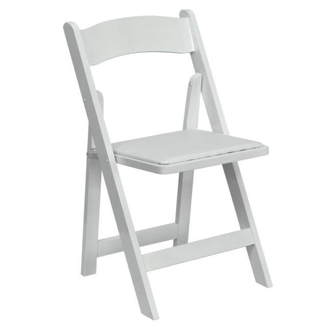Where to find CHAIRS, WHITE PADDED in Butte