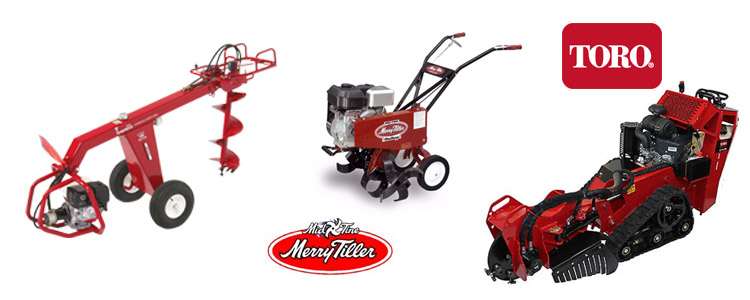 Lawn & Garden equipment rentals in Butte Montana, Dillon, Whitehall, Missoula, Bozeman, Great Falls, Helena, Sheridan, & Anaconda MT